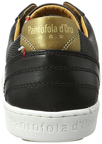 Baskets Noir Canaverse D'oro Homme 011 Uomo Pantofola Low black x6ITUWYWqw