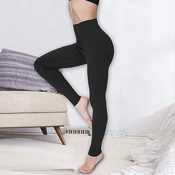 YGKDM Leggings de Yoga para Mujer Fitness sin Costuras ...