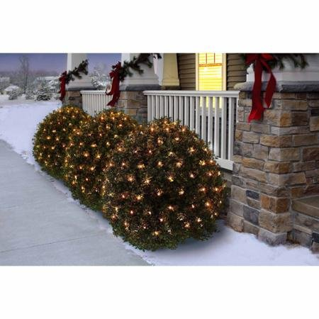 Holiday Time Clear Function Net Lights, 150-Count