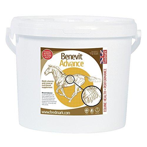 Feedmark Benevit Advance (11lb) (White) by Feedmark