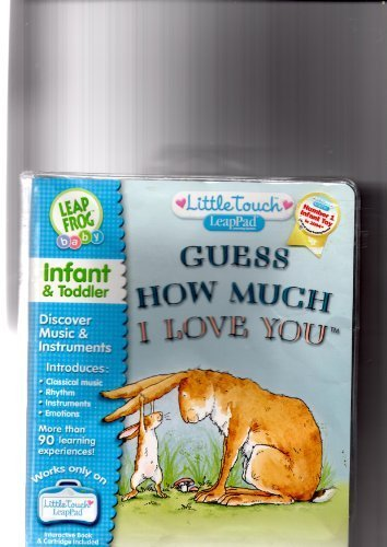 Guess How Much I Love You LittleTouch Library (Littletouch Library)