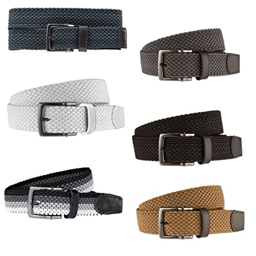 2017-Nike-Stretch-Woven-Braided-Mens-Golf-Belt-Fit-to-Size