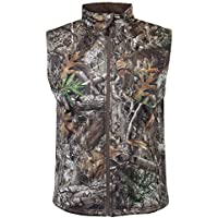 Habit Men's Sherpa Lined Softshell Vest