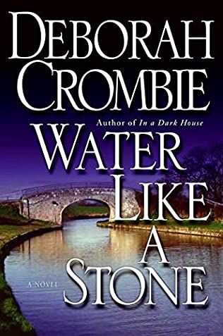 book cover of Water Like a Stone