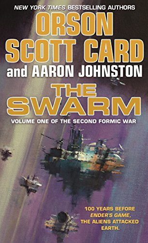 The Swarm: Volume One of The Second Formic War (Cards Single War)