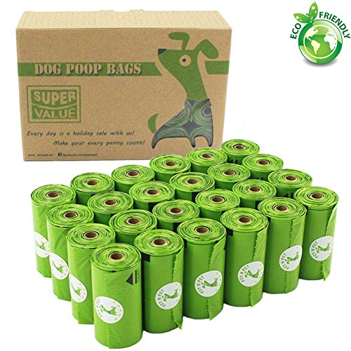 Extra Large Dog Poop Bags - 9