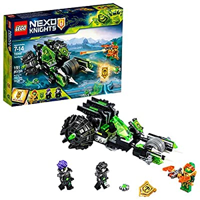 LEGO NEXO KNIGHTS Twinfector 72002 Building Kit (191 Piece): Toys & Games