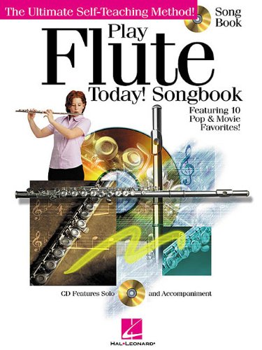 Read Online Play Flute Today!: Songbook (Play Today!) pdf