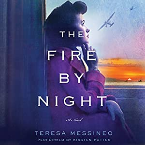 The Fire by Night Audiobook