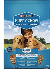 Puppy Chow Dry Puppy Food; Complete with Real Chicken - 8 kg Bag