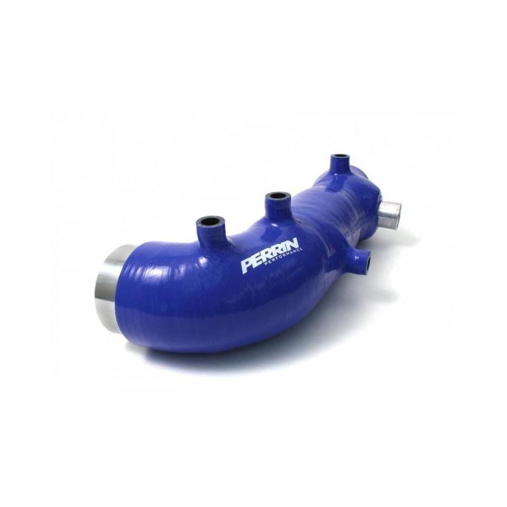 Perrin 02-07 Subaru WRX / 04-13 STi Blue Turbo Inlet Hose (psp-int-401bl) by Perrin Performance