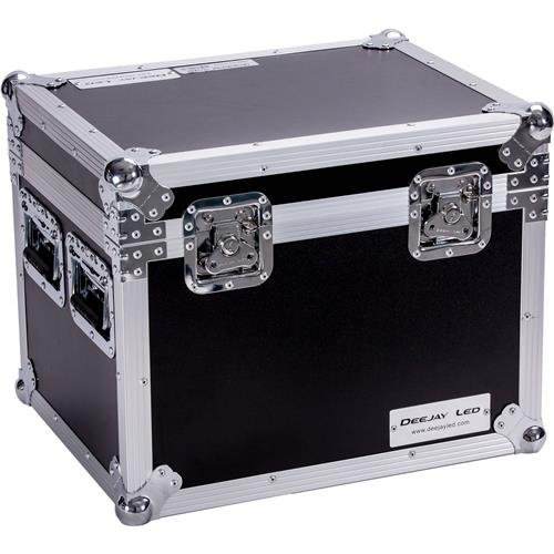 DEEJAYLED TBH Flight Utility Trunk CASE with Caster Board -