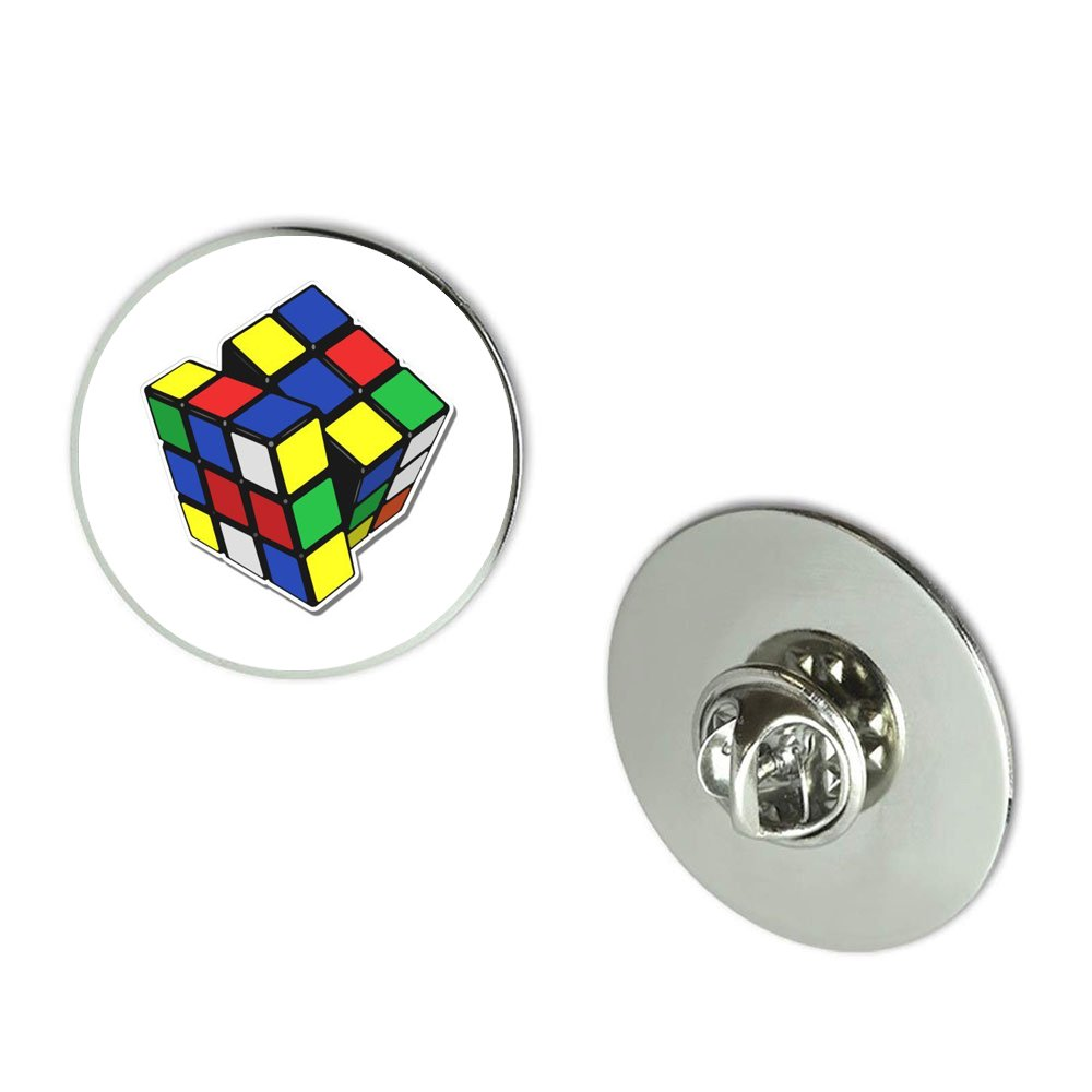 NYC Jewelers Rubik's Cube Metal 0.75