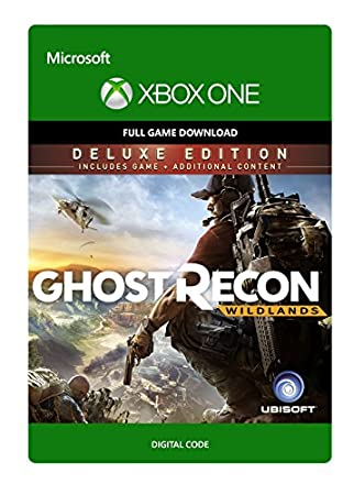 Tom Clancy's Ghost Recon Wildlands - Deluxe Edition - Xbox One Digital Code