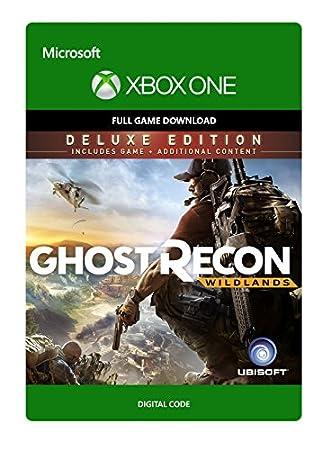 Tom Clancy's Ghost Recon Wildlands - Deluxe Edition - Xbox One Digital Code