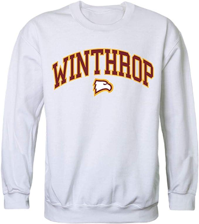 W Republic Otterbein University Campus Crewneck Pullover Sweatshirt Sweater Heather Grey