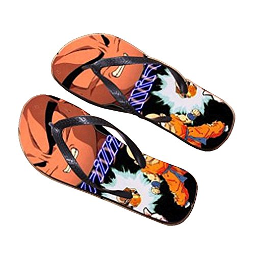 Bromeo Dragon Ball Anime Unisex Flip Flops Chanclas 904