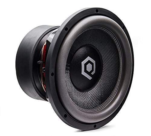 SoundQubed HDC3.112 12 inch Dual 1 ohm Subwoofer 1500W RMS