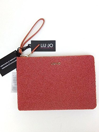 borsa LIU-JO busta large reversibile colore Sugar Coral Double Face