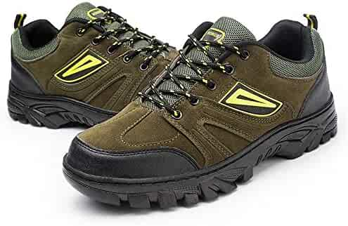 e531bc406b2 Dig dog bone Men s Outdoor Flat Heel Lace up Cotton Vamp Athletic Shoes