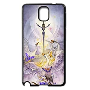 [MEIYING DIY CASE] For Samsung Galaxy NOTE3 Case Cover -Sword Pattern-IKAI0446642