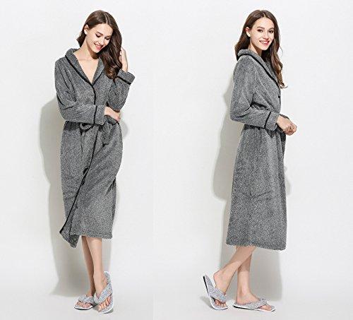 Grey Fleece Flop Flip Wide Straps Plush Indoor Light Double Slippers Onmygogo Color Women Slippers 8pqOZwB