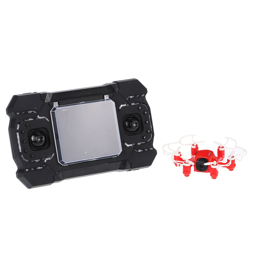 JIMI 126C 2.4GHz 4CH 6-Axis Gyro RC Drone With 2MP Camera CF Mode 3D-flip One-key Return Spider RC Hexacopter