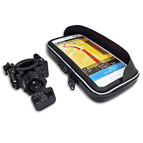 X-Style waterproof GPS/Smartphone case with sunshade 6,5''