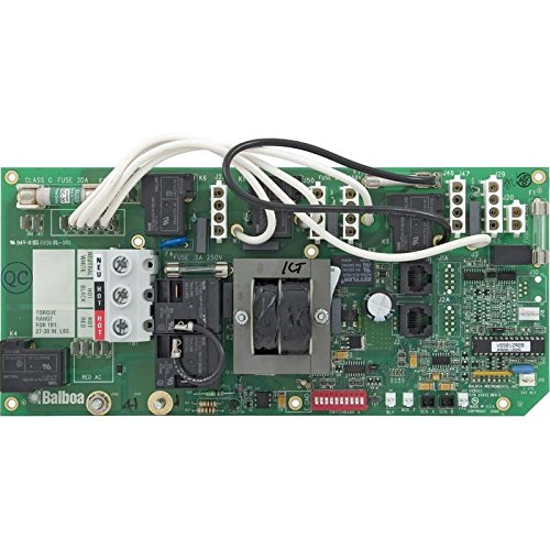 Balboa 10-175-3010 Circuit Board, VS510SZ, 54372-03 ()