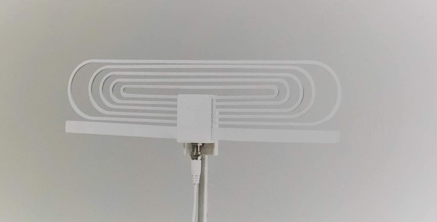 US D849,723 S TVxf High Performance Indoor//Outdoor TV Antenna US Patent No Made in USA,