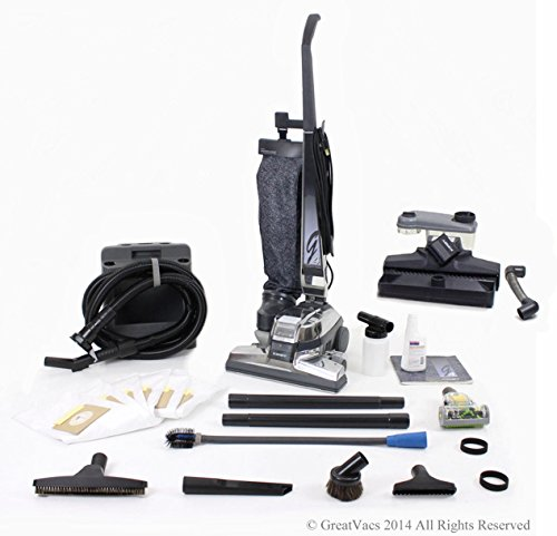 Reconditioned Kirby G4 Vacuum loaded with new GV tools, shampooer, turbo brush, bags & 5 Year ()