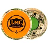 Duel Game Calls Lmc Intimidator Glass Over Aluminum Pot Turkey Call Camo
