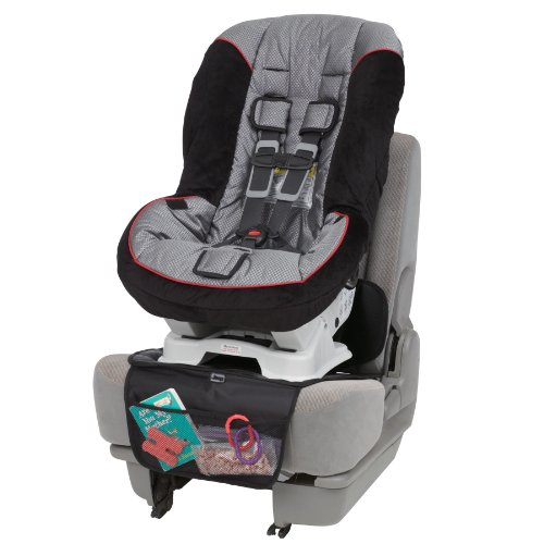 Best Deals! J is for Jeep Car Seat Protector, Black
