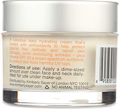 Kimberly Sayer Antioxidant Daily Moisurizing Cream - SPF 30 2.0 OZ