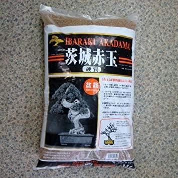 盆栽用:硬質赤玉土 中粒 14L