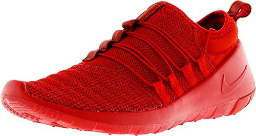 da Red QS Payaa University Prem Uomo Red Scarpe Rosso Corsa Nike University Iwz6w