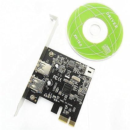Amazon.com: eDealMax Tarjeta de expansión USB 3.0 DE 2 ...