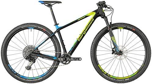 Bergamont Revox Team 29 Carbono MTB Negro/Amarillo/Azul ...