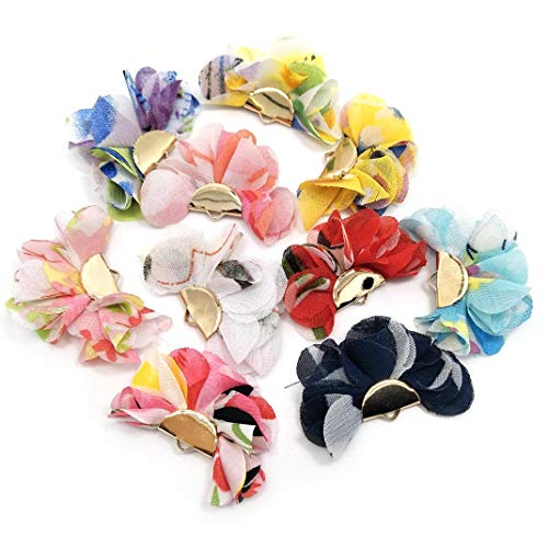 100Pcs Suede Handmade Tiny Soft Tassels Mini Tassels,Colorful Tassels, Earring Tassels Assorted Colors Randomly (19)