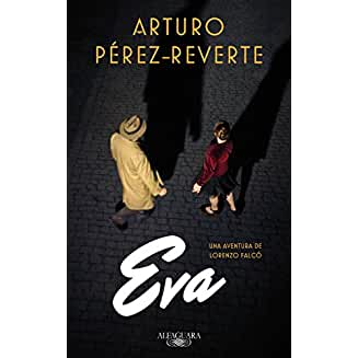 Eva book jacket