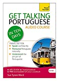 Get Talking Portuguese in Ten Days Beginner Audio Course: The essential introduction to speaking and understanding (Teach Yourself)