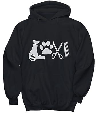 22f972f94c408e Amazon.com  Candid Awe Grooming Love - Dog Groomer