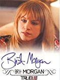 True Blood Brit Morgan as Debbie Pelt Autograph Trading Card