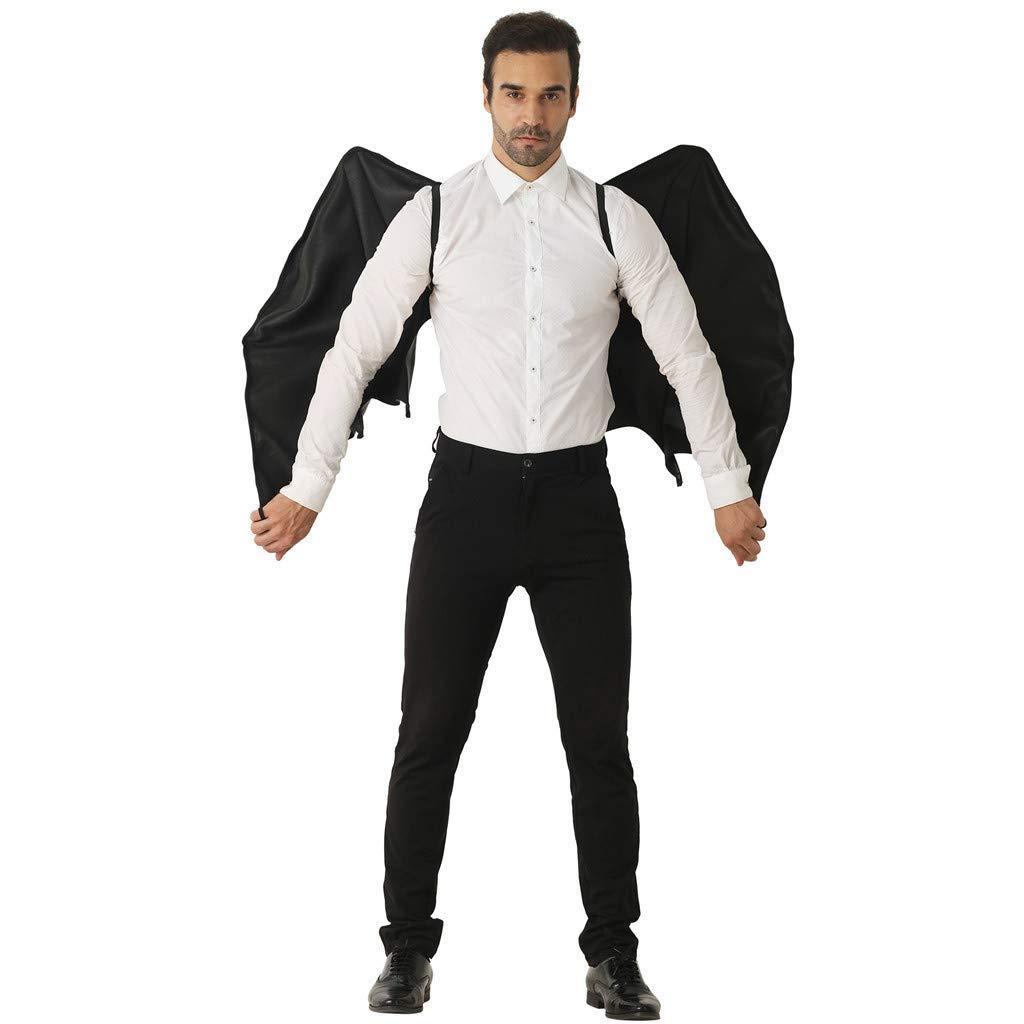 Demon Wings,Meetsunshine Adualt Wings Halloween Costume Animal Wing Mardi Gras Cosplay Pretend Play Dress Up by Meetsunshine Halloween