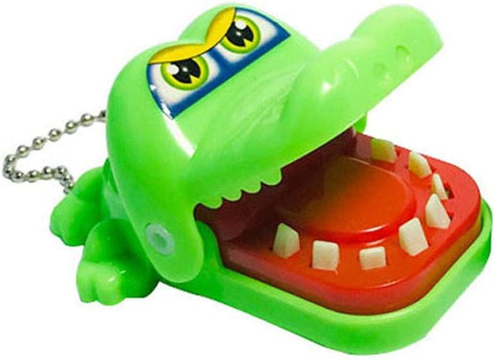 Lukame Crocodile Biting Hand Nuevo cocodrilo que muerde un juego ...