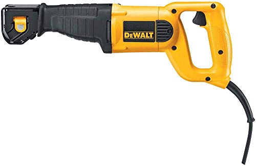 Dewalt DWE304R 10 Amp Reciprocating Saw Renewed
