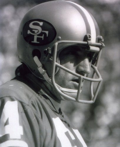 DAVE WILCOX SAN FRANCISCO 49ERS 8X10 SPORTS ACTION PHOTO (A)