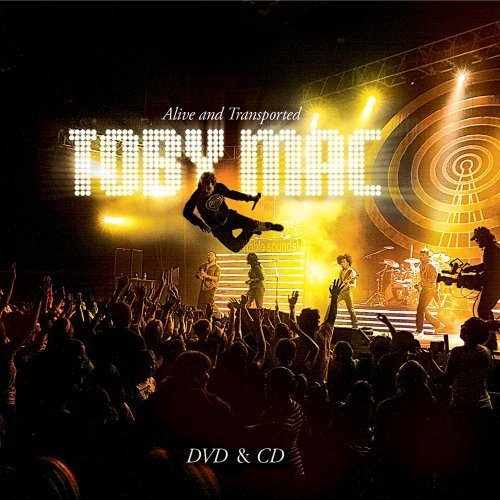 Alive and Transported (CD/DVD) by TobyMac (2008) Audio CD