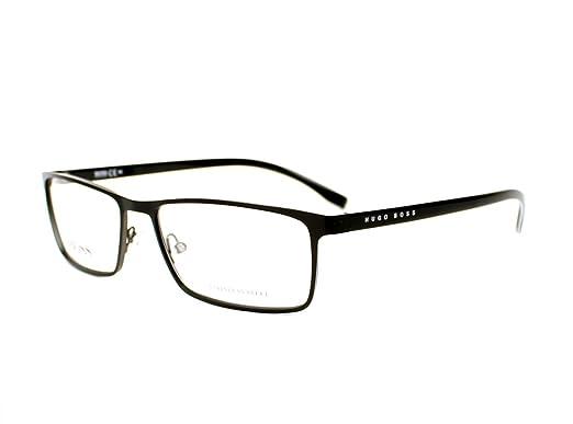 Amazon.com: Optical frame Hugo Boss Metal Black (BOSS 0767 QIL ...