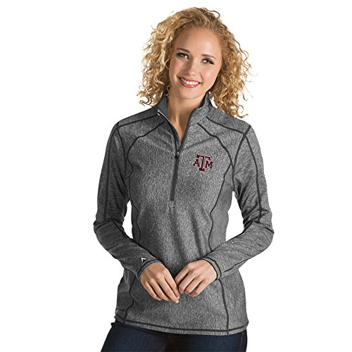 Texas A&M University Ladies Tempo 1/4 Zip Pullover (Small)